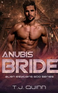 Anubis Bride by T.J. Quinn