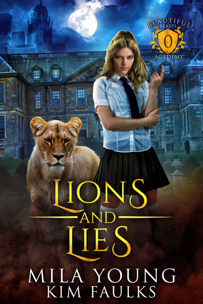 Lions and Lies by Kim Faulks