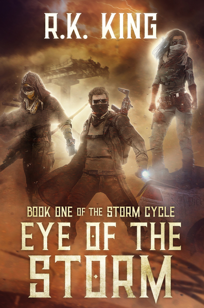 Eye Of The Storm by RK king