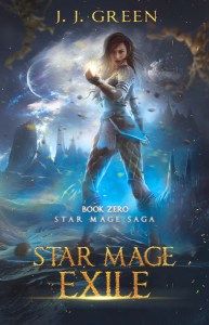Star Mage Exile by J.J. Green