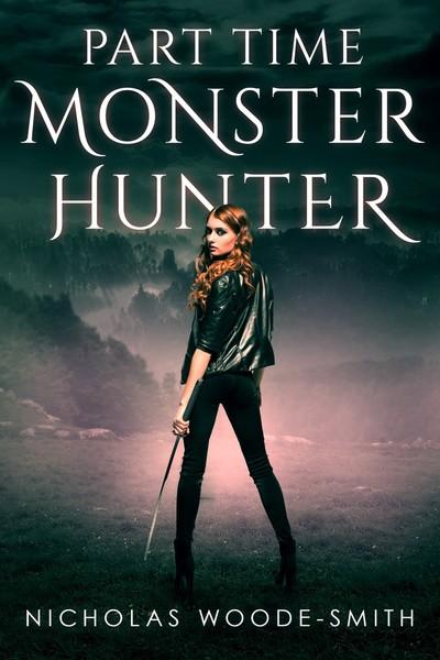 Part-Time Monster Hunter Cover