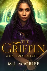 The Griffin by MJ McGriff