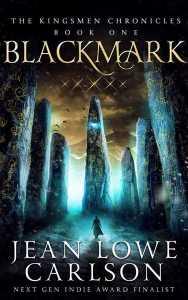 Blackmark (The Kingsmen Chronicles #1) by Jean Lowe Carlson