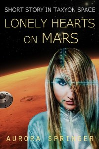 Lonely Hearts on Mars by Aurora Springer