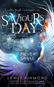 SAVIOURS DAY by Lewis Kinmond