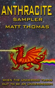 Anthracite Sampler by Matt Thomas