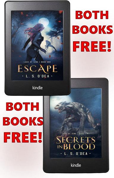 Lake of Sins: Escape Cover