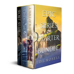 Epic Series Starter Bundle by J.D.L. Rosell