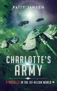 Charlotte's Army by Patty Jansen