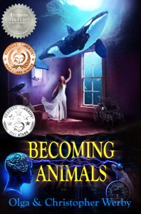 Becoming Animals by Olga Werby