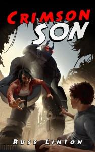 Crimson Son by Russ Linton