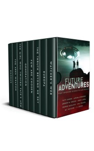 Future Adventures by Patty Jansen