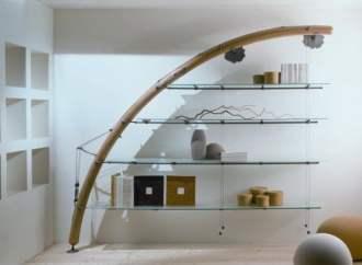 10 Unique Bookshelves