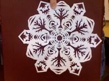 HS Snowflake tree