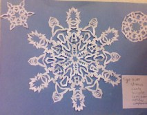 HS Snowflake Latin