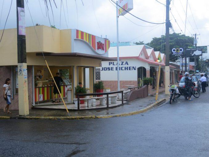 Bon Ice Cream store in Sosua