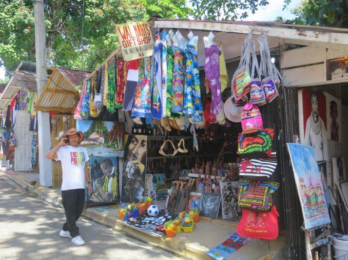 Souvenir store - Sosua Dominican Republic