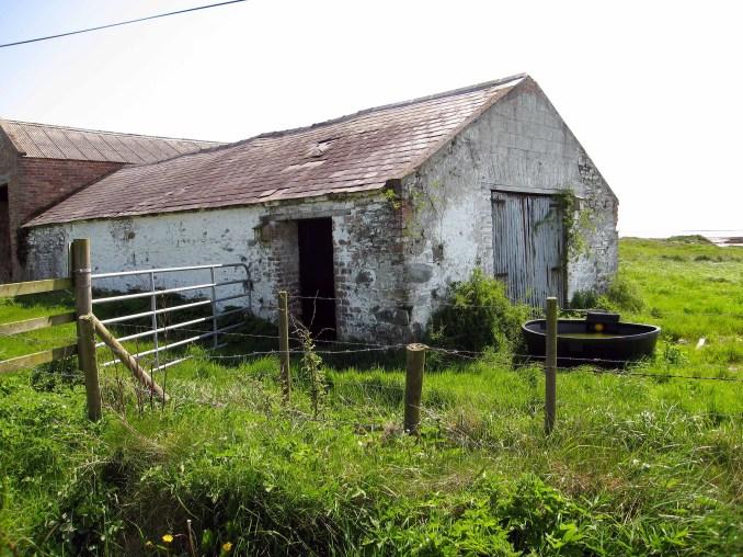 Country barn near Portaferry, Northern Ireland