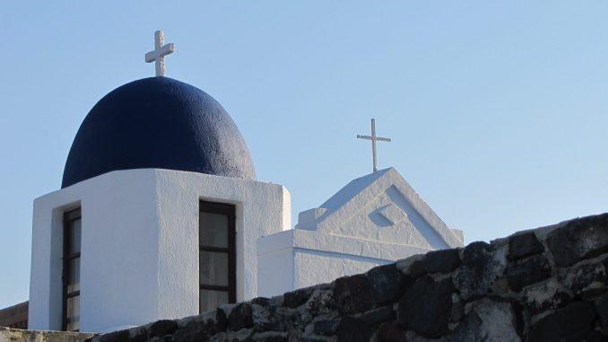 Church in Santorini
