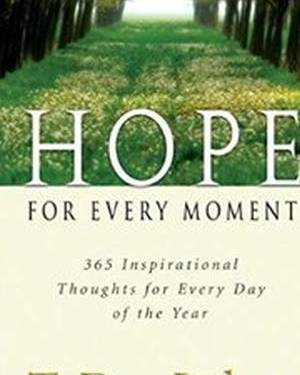 HOPE FOR EVERY MOMENT HC