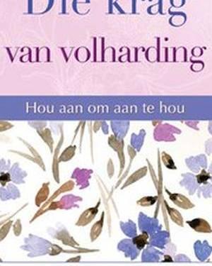 KRAG VAN VOLHARDING DIE