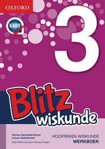 Blitz Wiskunde Graad 3 Werkboek