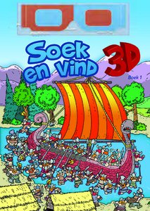 Soek en Vind 3D: Boek 1