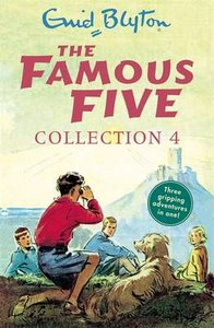 The Famous Five Collection 4 : Books 10-12