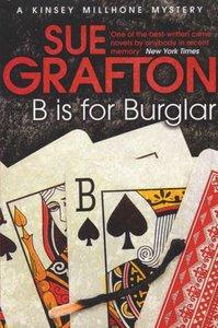 B IS FOR BURGLAR PB