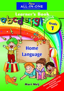 New All-In-One Grade 1 Home Language Learner's Book (Full-colour)