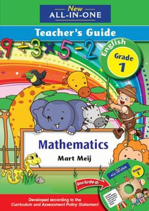 New All-in-One Grade 1 Mathematics Teacher's Guide (CD included)