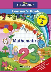 New All-In-One Grade 2 Mathematics Learner's Book (Full-colour)