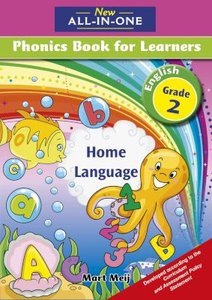 New All-In-One Grade 2 HL Phonics Learner's Book (Full-colour)