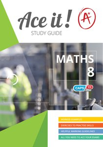 Ace It! - Mathematics - Gr 8