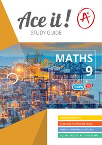 Ace It! - Mathematics - Gr 9