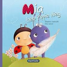 Mia help Pippie vlieg