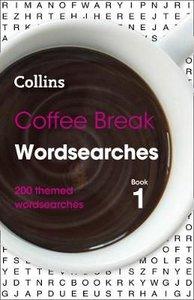 COFFEE BREAK WORDSEARCHES BOOK 1 PB