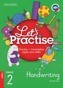 Oxford Let's Practise Handwriting Grade 2