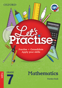 Oxford Let's Practise Mathematics Grade 7 Practice Book