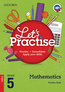 Oxford Let's Practise Mathematics Grade 5 Practice Book