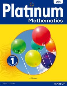 Platinum Mathematics Grade 1 Learner's Book
