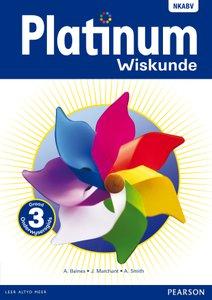 Platinum Wiskunde Graad 3 Onderwysersgids (met e-Beplanner vir onderwyser)