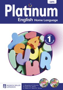 Platinum English Home Language Grade 1 Teacher's Guide