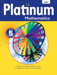 Platinum Mathematics Grade 5 Learner's Book