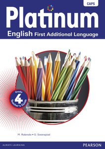 Platinum English First Additional Language Grade 4 Teacher's Guide