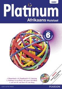 Platinum Afrikaans Huistaal Graad 6 Onderwysersgids