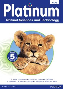 Platinum Natural Sciences and Technology Grade 5 Teacher's Guide
