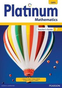 Platinum Mathematics Grade 7 Teacher's Guide