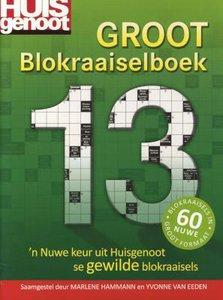 Huisgenoot Groot Blokraaiselboek 13
