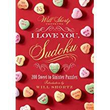 WILL SHORTZ PRESENTS I LOVE YOU, SUDOKU!